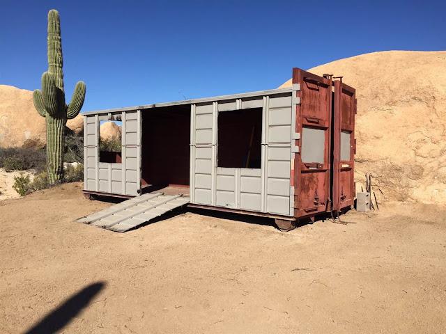 dumpster tiny home