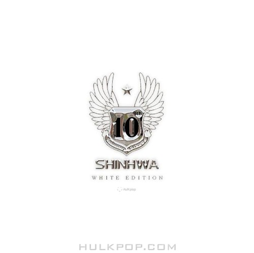 SHINHWA – Vol.9 WHITE EDITION (Repackage)