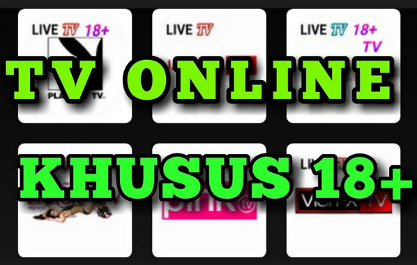Download Aplikasi KPN TV 18+ Best Live Streaming