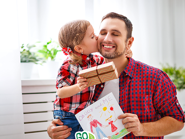 4 Creative Ways to Celebrate Father's Day