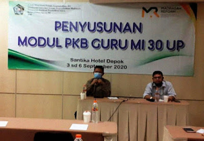 Kemenag Susun Modul Penguatan Literasi Guru Madrasah Ibtidaiyah (MI)