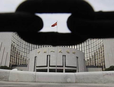 A vártnál nagyobb mértékben csökkent Kína devizatartaléka júliusban