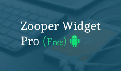 Zooper Widget Pro Apk free on Android