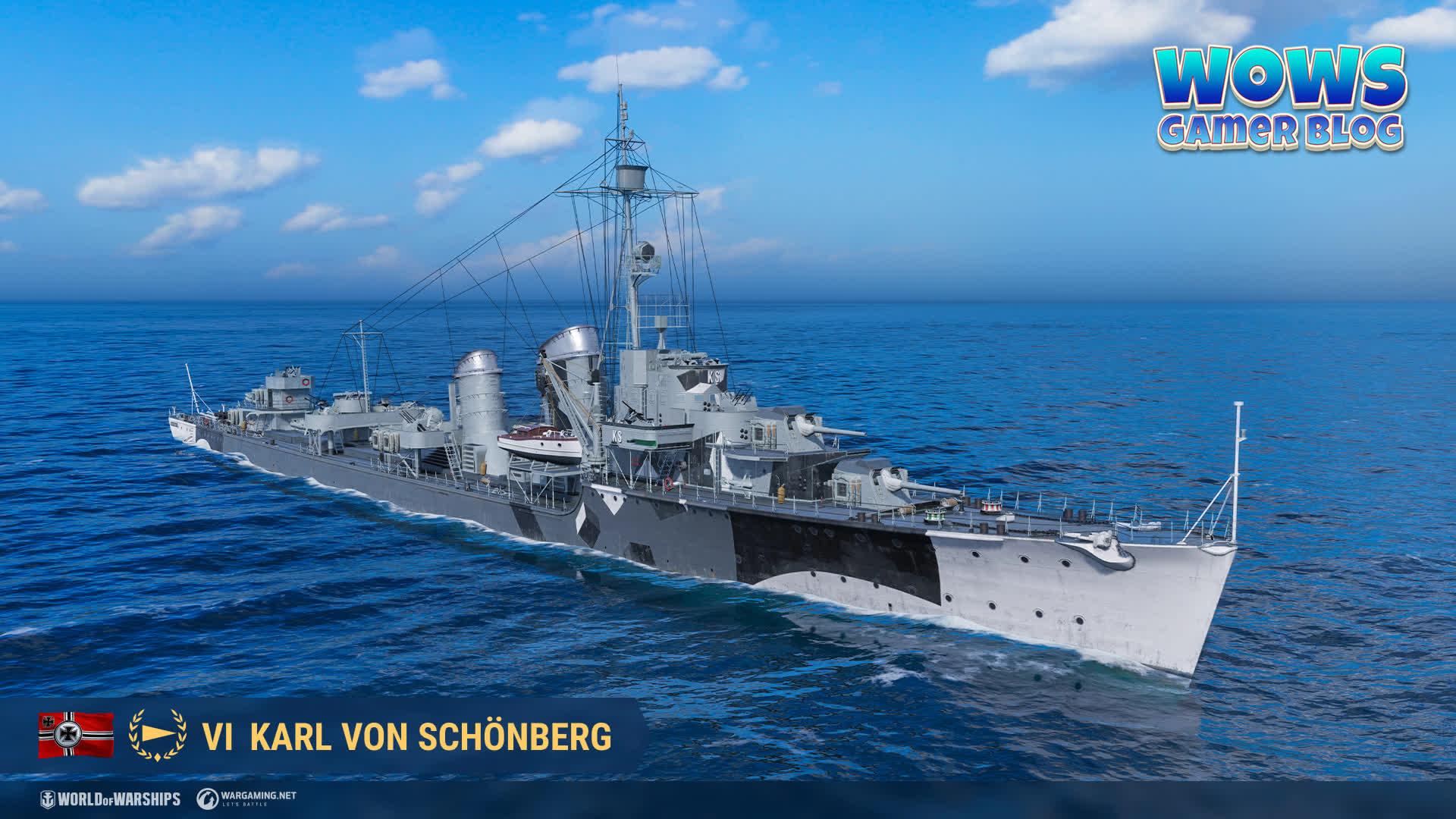 Karl von Schönberg