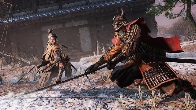 Screenshot Gameplay Sekiro PC