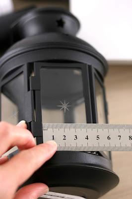 How to Make a Shadow Lantern with the Cricut Maker - Disney Peter Pan Lantern Tutorial - IKEA Rotera Lantern