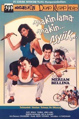 Makin Lama Makin Asyik (1987)
