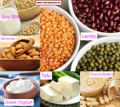 Nutrition-proteins-food sources-health tips