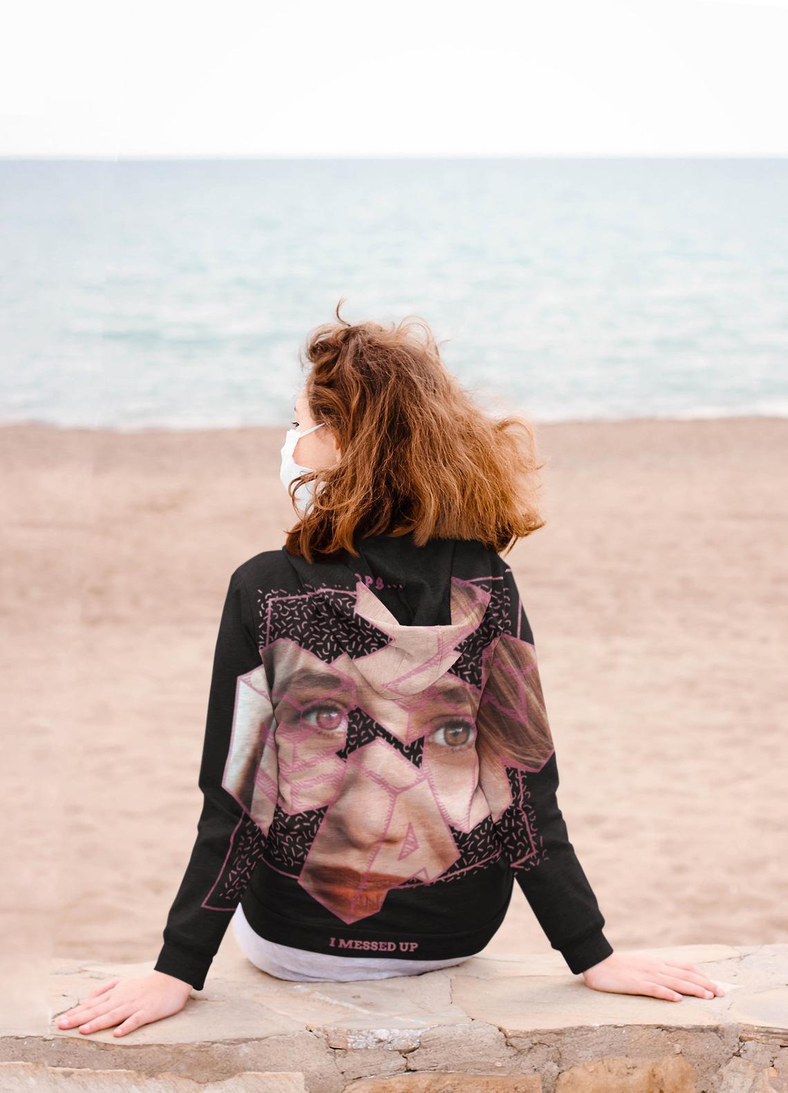 printed women hoodies