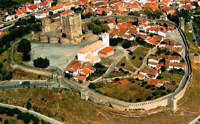 História do Castelo de Bragança