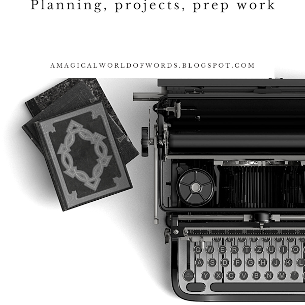 NaNoWriMo 2019: Introducing My Projects