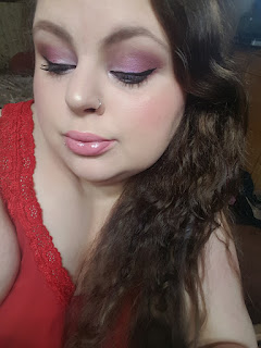 Fun Purple Makeup Tutorial