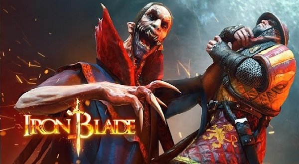 Download Iron Blade APK Mod Game