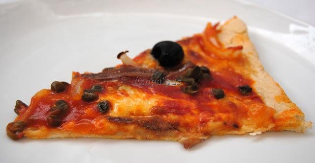 Pizza con Cebolla (Pizza alle Cipolle)