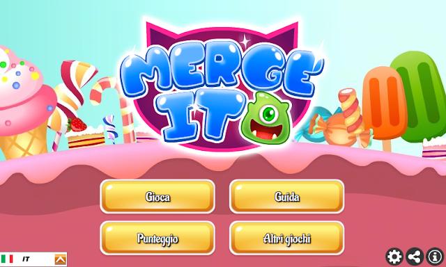 Merge It online games