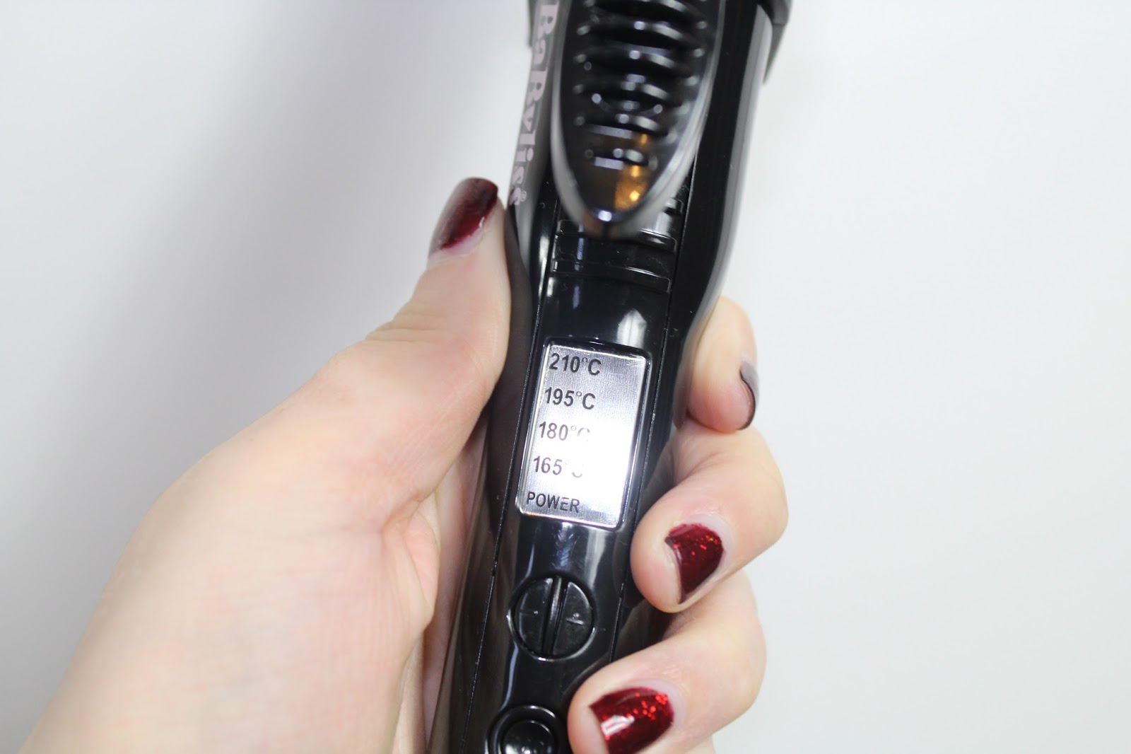 BaByliss 2289KU Keratin Shine Wave Curling Tong  review post