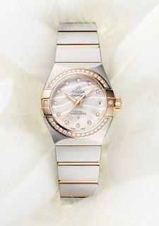 Đồng hồ Omega Constellation - Sang trọng đẳng cấp đến từng chi tiết nhỏ