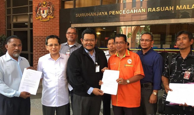 Felda Rugi: ANAK Mahu SPRM Siasat Najib Dan 4 Yang Lain