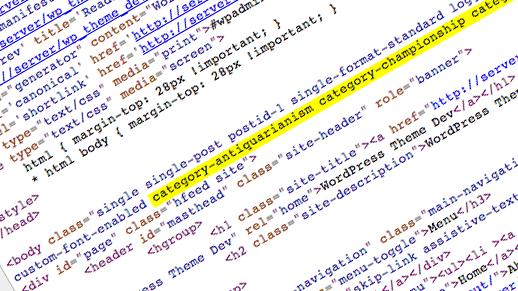 Menambahkan Kelas Khusus Pada Internet Explorer