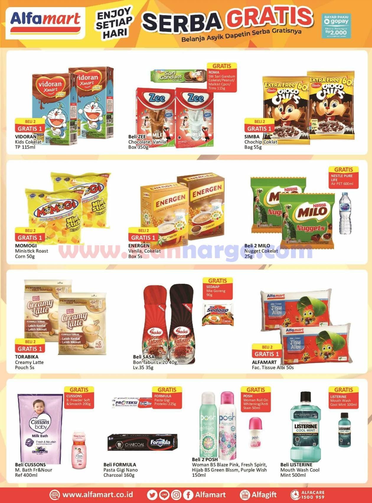 Katalog Promo Alfamart 1 - 15 Maret 2021 2
