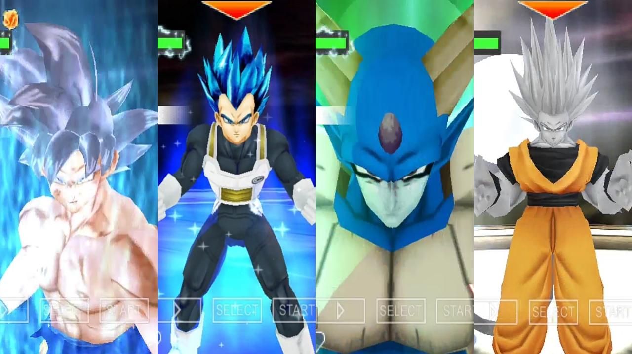 Dragon Ball Super Moro Vs Goku And Vegeta