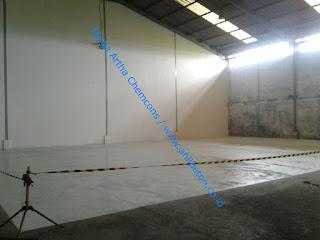 epoxy lantai