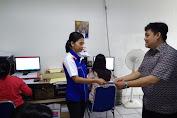 Cegah Penyebaran Virus Corona, PT. Serdam Farma Bagikan Masker Untuk Karyawan