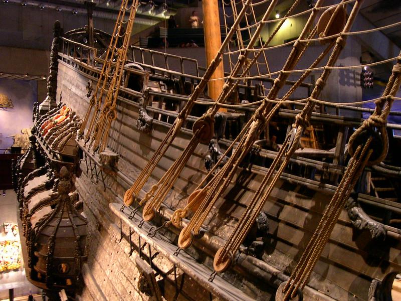 stockholm ship museum