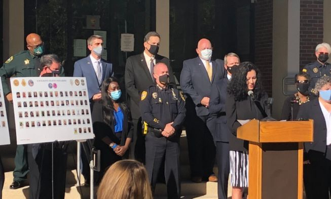 170 People Arrested In The Biggest Ever Child Trafficking Operation In Tallahassee, Florida