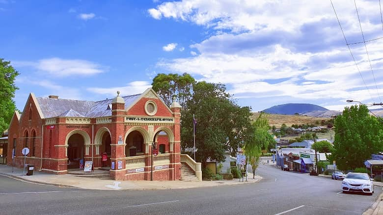 Visiting Omeo, the high country of Victoria