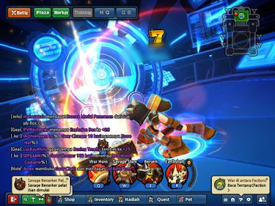 20 Oktober 2017 - Pentana 8.0 Lost Saga Cheat NoDelay, Kebal, Unl HP, Kebal,Token Perunggu, DLL
