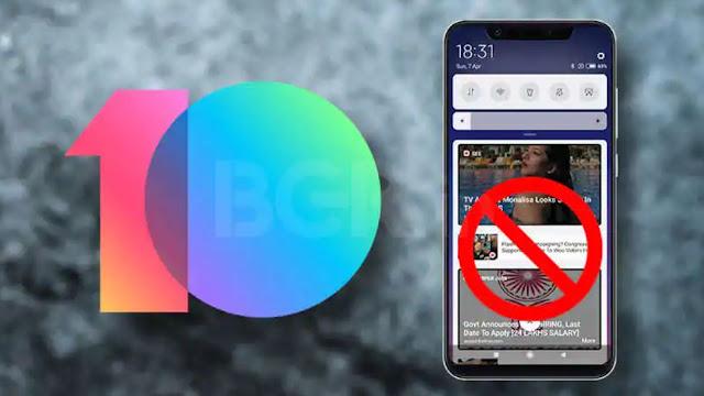 Cara mudah menghapus iklan di HP Xiaomi yang selalu muncul
