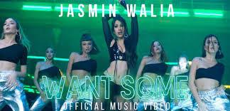 WANT SOME LYRICS - JASMINE WALIA