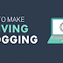 Can you make a living blogging