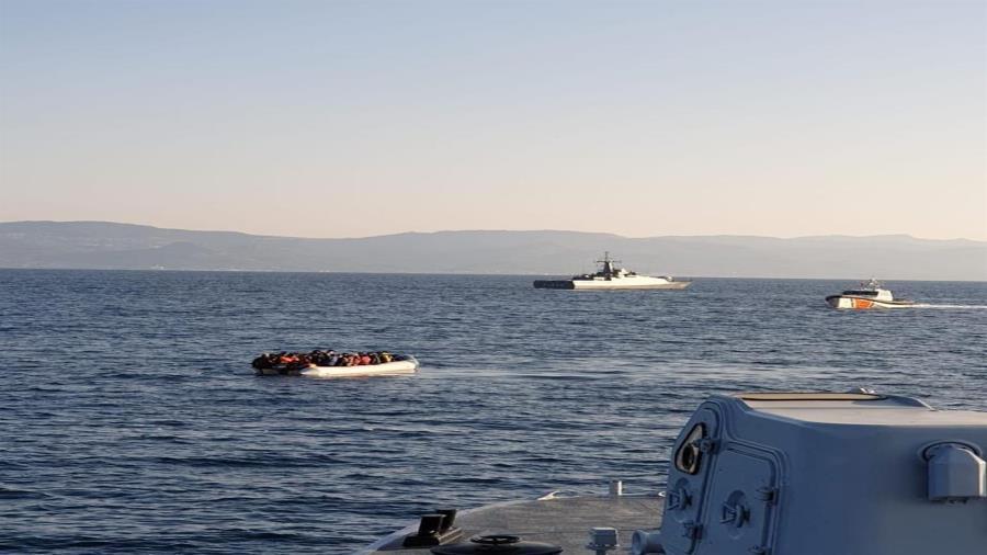 Έξι περιστατικά παρενοχλήσεων από τουρκικές ακταιωρούς στη Μυτιλήνη