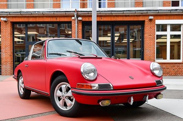 Porsche 911 S Targa 1967