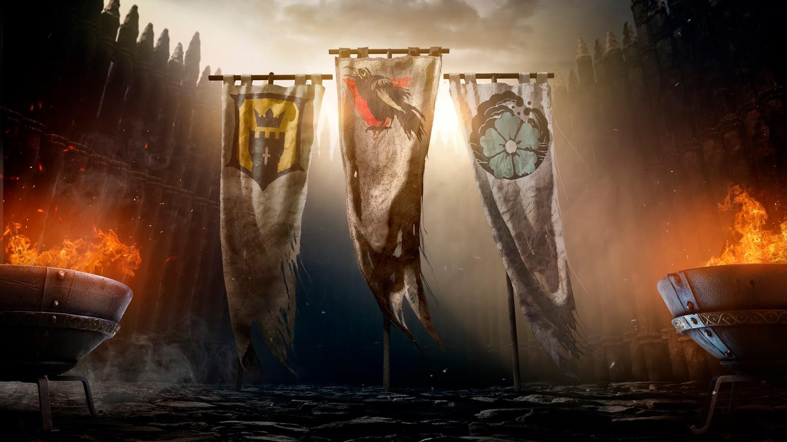 For Honor anuncia sus planes a futuro: servidores dedicados, nuevas temporadas, héroes...