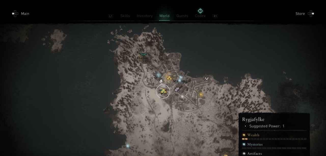 Ingot 3 Map 2