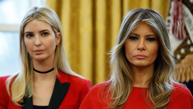 """Se debe poner fin a la violencia"": Melania e Ivanka Trump comentan la masacre de Pittsburgh"