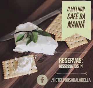 SERVIÇOS: Hotel Pousada LaBella