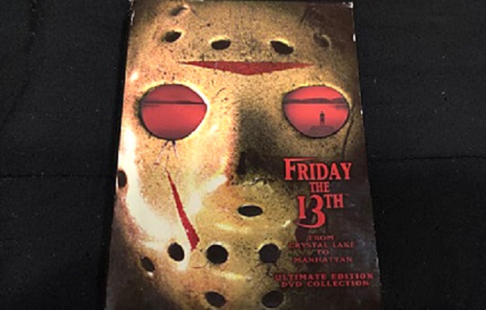 1980 box set series of Friday the 13th our movie collection