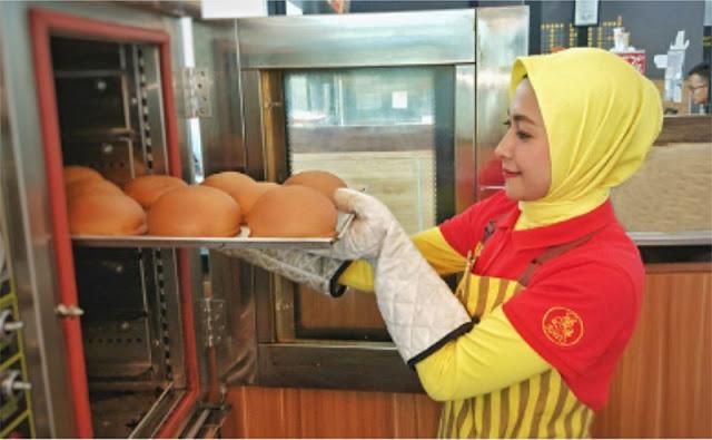 Lowongan Kerja Baker dan Kasir Roti'O Penempatan Cabang Rangkasbitung & Serang