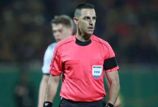Ο Ρόι Ρεϊνσχρέιμπερ διαιτητής στο Ελλάδα-Κόσοβο