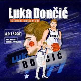 Luka Doncic Kids Book