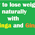 Weight loss with moringa and ginger: How to lose weight naturally with moringa and ginger