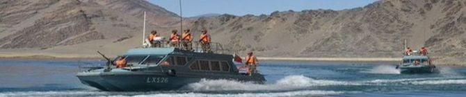Army Buys 17 Boats To Move Troops Faster At Pangong Tso Amid India-China Stalemate At LAC