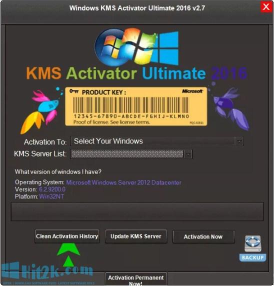 Windows KMS Activator Ultimate 2017 V3.4 Full Version