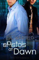 Review: ePistols at Dawn by Z.A. Maxfield