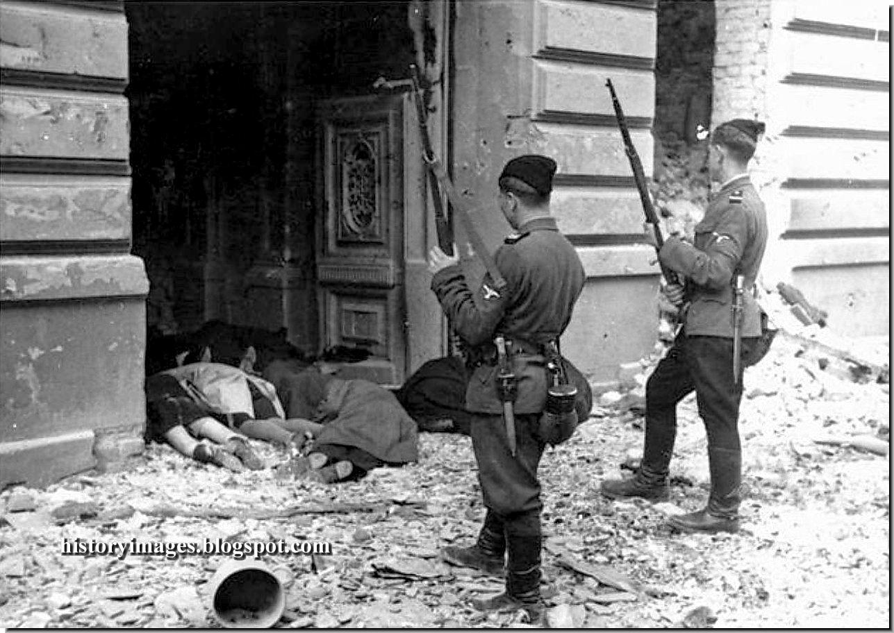 Jewish resistance to nazi occupation