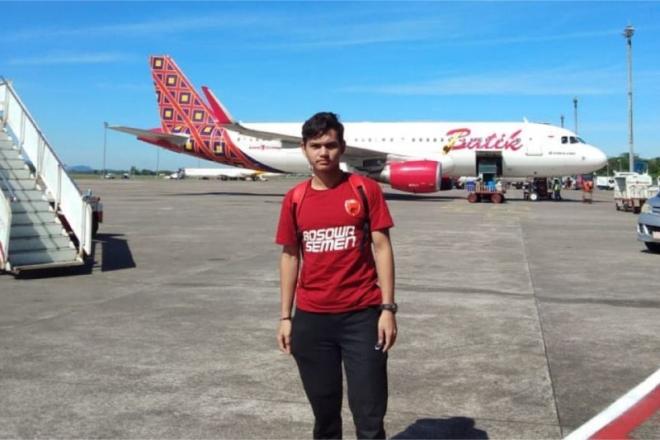 Andi Obing, Talenta Muda Bone Jadi Stopper PSM Makassar U-16